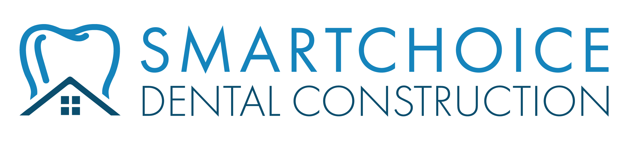 smartchoice dental construction logo